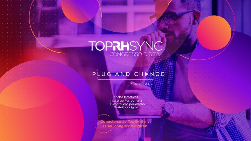 TopRH Sync promete disruptura e levar eventos de RH a outro patamar