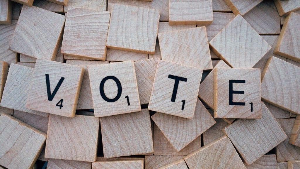 Votação Top of Mind de RH
